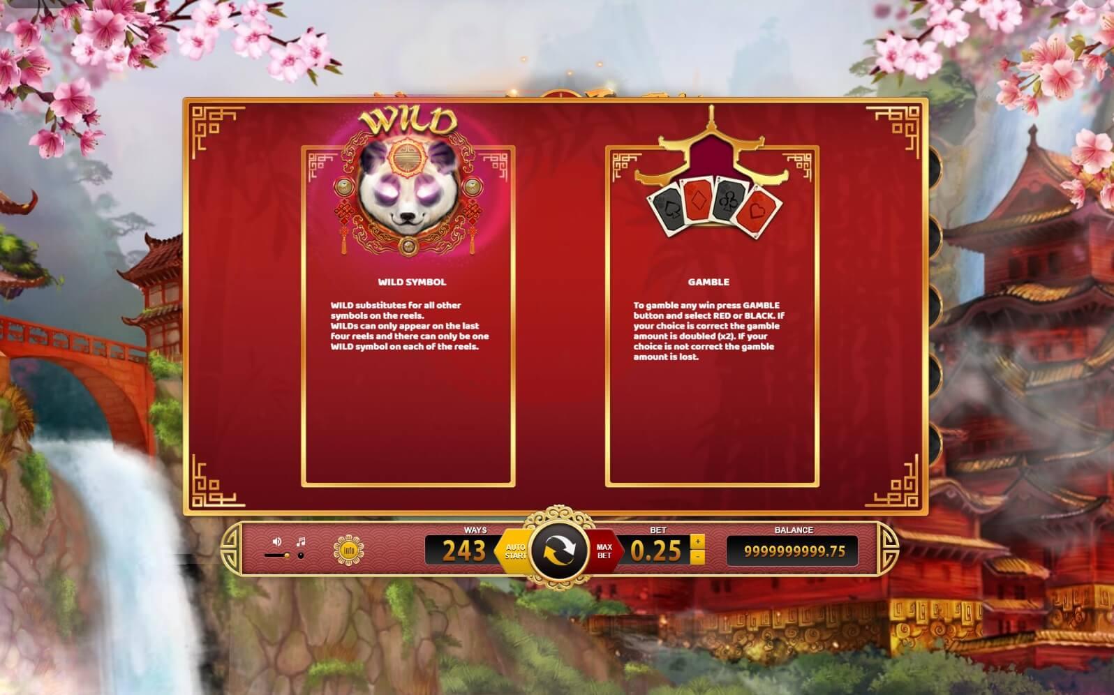 Pagoda Of Fortune Slot Machine