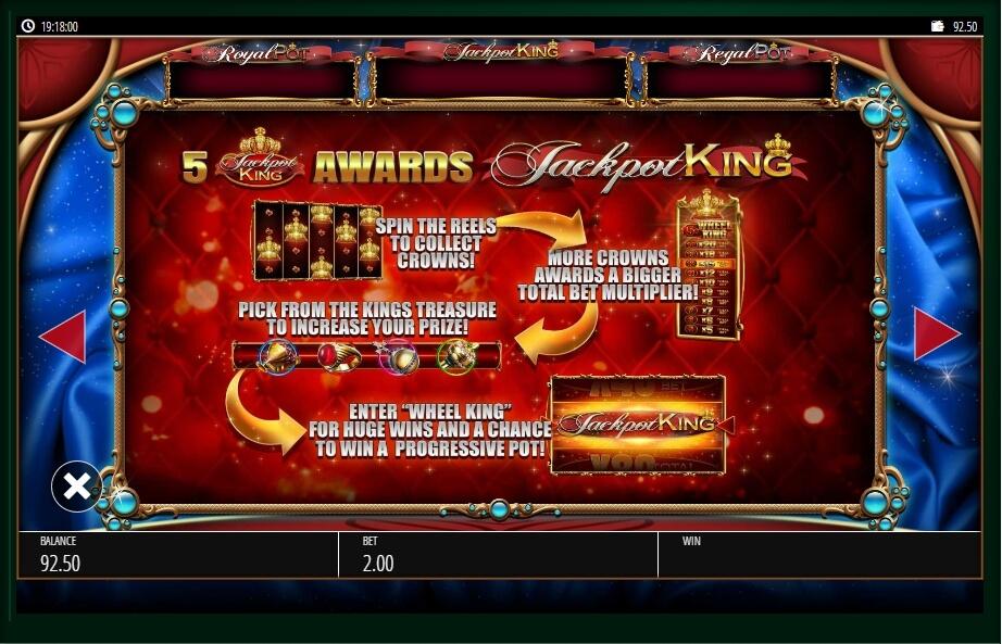 Try the No Download Diamond Progressive Slots Here