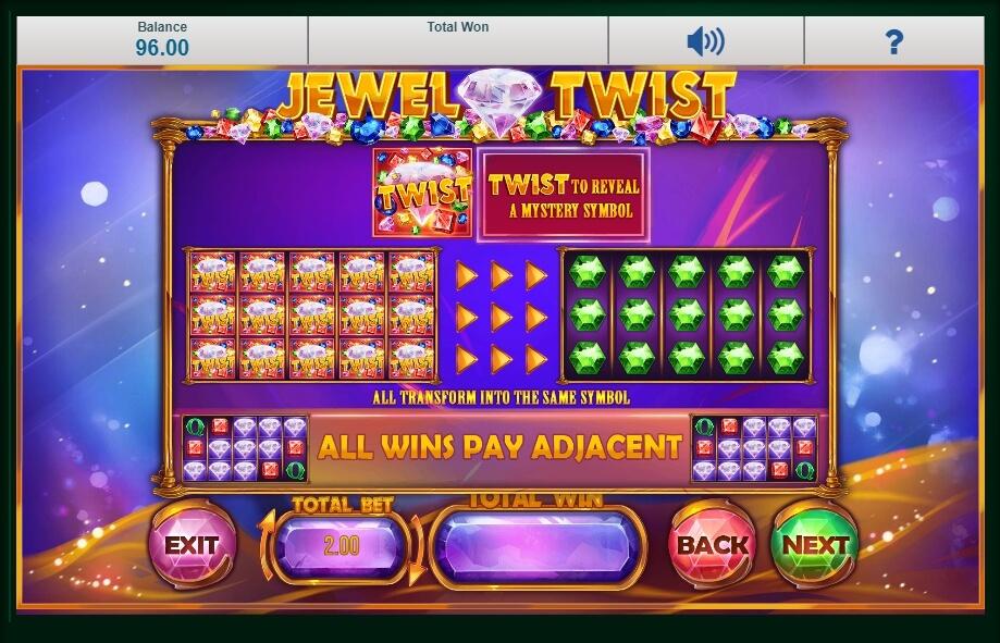 Play No Download Star Jewels Slot Machine Free Here