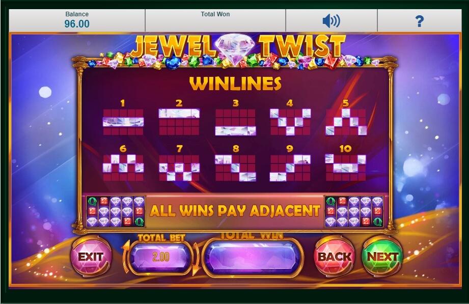 Jewel Twist Slot Machine