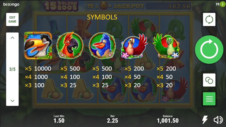 Spiele Golden Egg - Video Slots Online