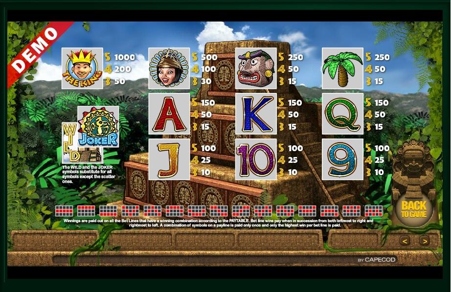 Spiele Temple Of Secrets - Video Slots Online
