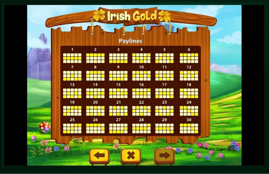 Free Irish Gold Slot Machine Online