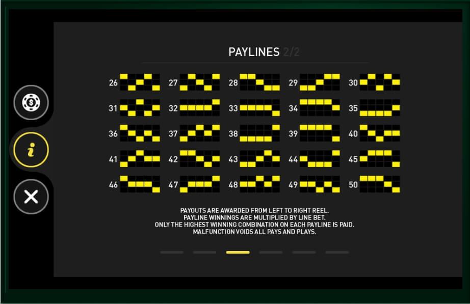 Fortune Dice Slot Machine