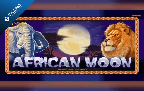 African Moon slot machine