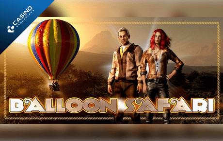 balloon safari slot machine online