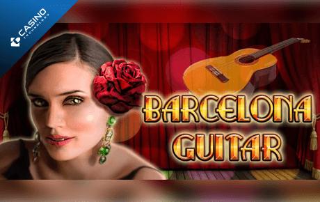 barcelona guitar slot machine online