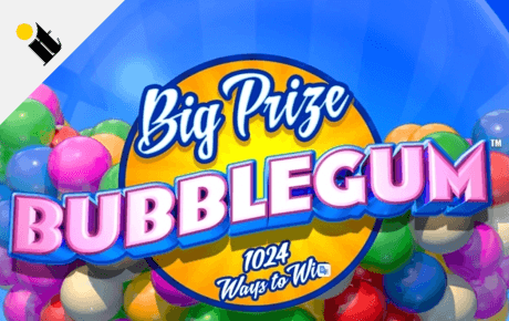 Big Prize Bubblegum slot machine