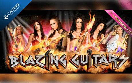 blazing guitars ultima slot machine online