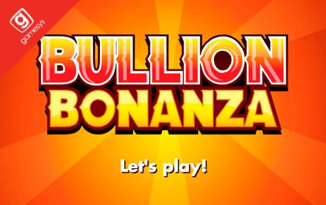 bullion bonanza slot machine online