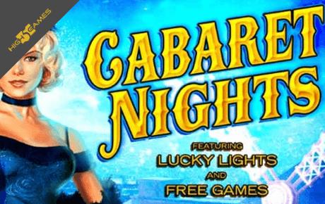 Cabaret Nights slot machine