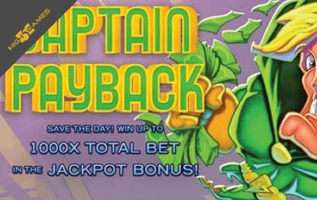 Captain Payback slot machine