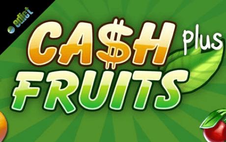 cash fruits plus slot machine online