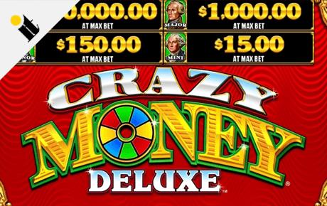 Crazy Money Deluxe slot machine