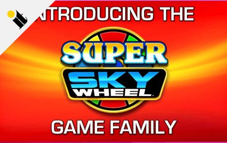 Crazy Money Super Sky Wheel slot machine