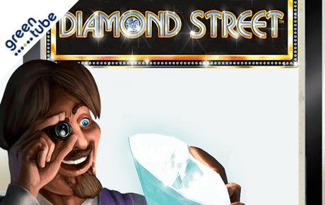 Diamond Street slot machine