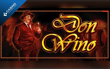 don wino slot machine online