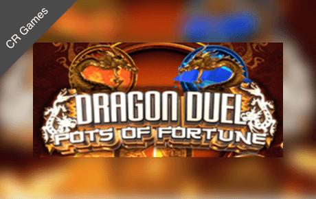 dragon duel: pots of fortune slot machine online