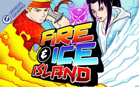 Fire and Ice Island slot machine
