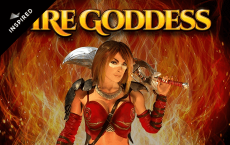 Fire Goddess slot machine