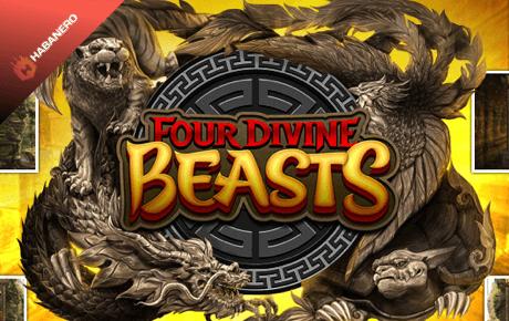 Four Divine Beasts slot machine