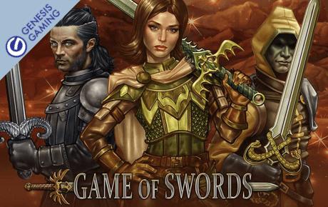 game of swords slot machine online