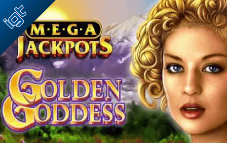 golden goddess mega jackpots slot machine online