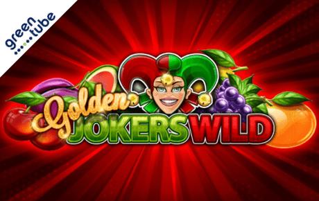 Golden Jokers Wild slot machine