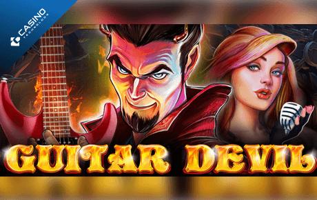 Guitar Devil slot machine