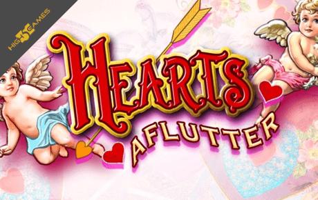 Hearts Aflutter slot machine