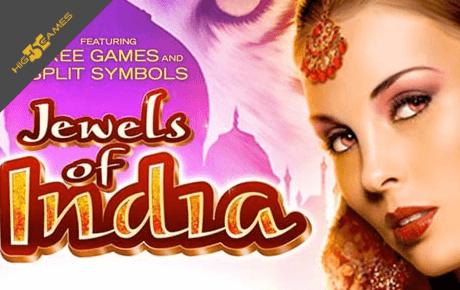 Jewels Of India Slot Machine