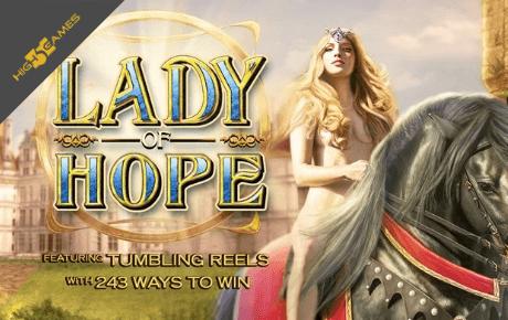 lady of hope slot machine online