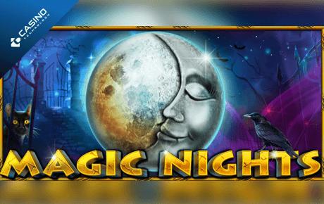 magic nights slot machine online