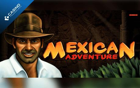 mexican adventure slot machine online