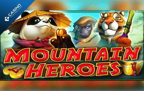 Mountain Heroes slot machine