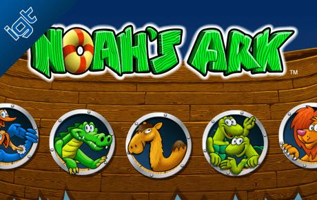 Noahs Ark slot machine