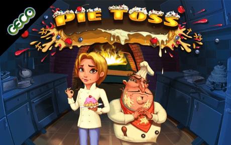 Pie Toss slot machine