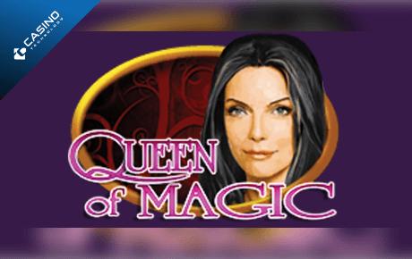 queen of magic slot machine online