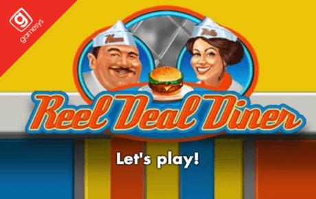 reel deal diner slot machine online