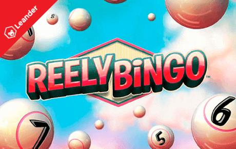 Reely Bingo slot machine