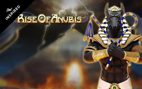 Rise of Anubis slot machine