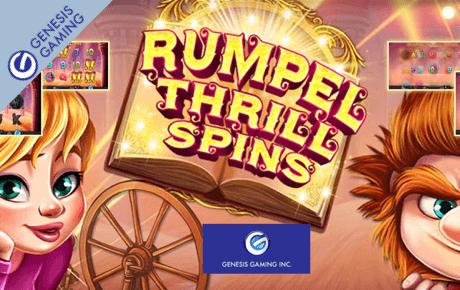 rumpel thrill spins slot machine online