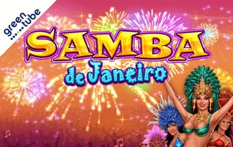 Samba de Janeiro slot machine