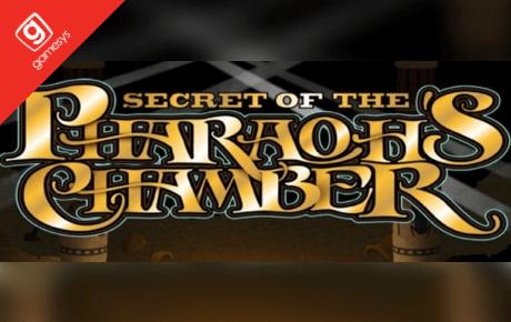 Secret of the Pharaohs Chamber slot machine