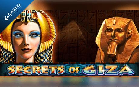 secrets of giza slot machine online