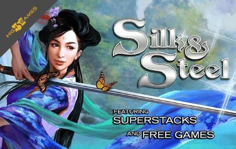 Silk And Steel slot machine