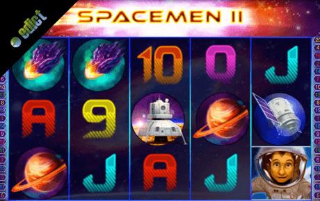 spacemen ii slot machine online