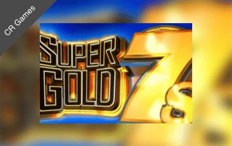super gold sevens slot machine online
