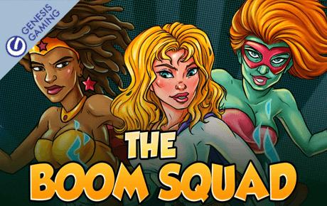 the boom squad slot machine online