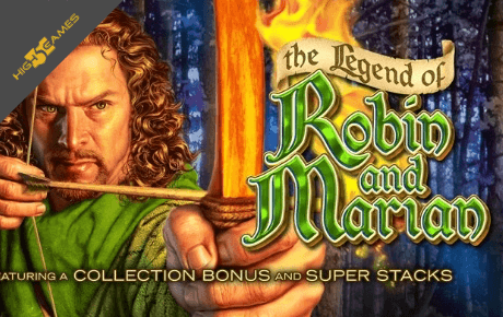 The Legend Of Robin And Marian slot machine